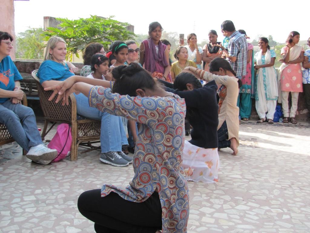 Girls Ministry Dance