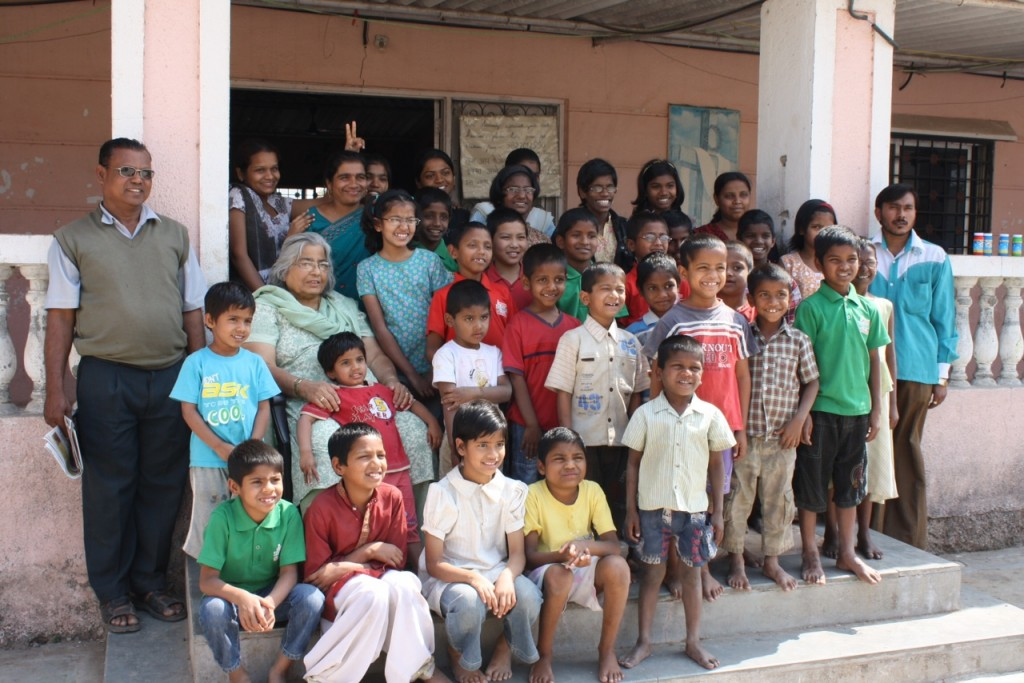 Dr. Edwards and the Kids of Santvana