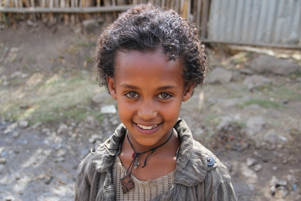 The Children of Ethiopia are Very Beautiful