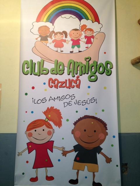 THE FRIENDS CLUB (CLUB DE AMIGOS) IN BOGOTA
