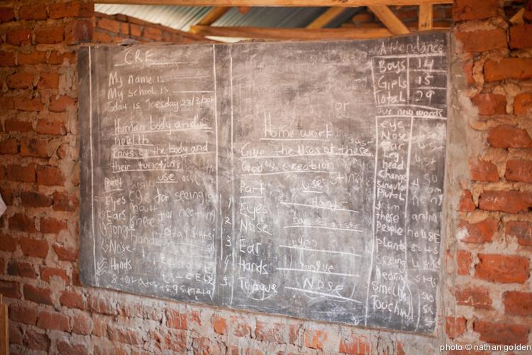 St. America Chalkboard