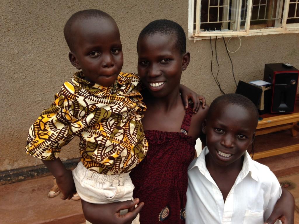 Joel, Emma & Feni
