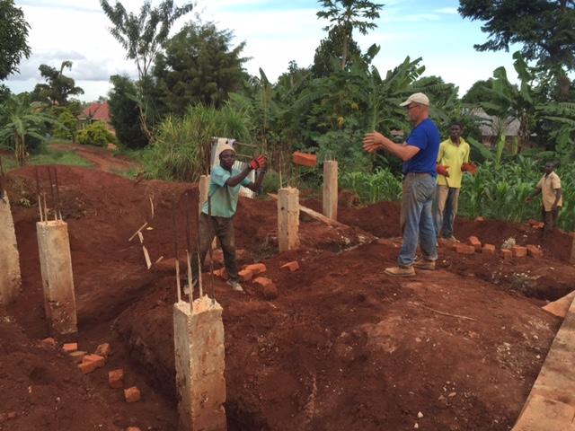 Phase 1 of the SIITA Nest Preschool Foundation