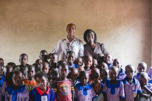 Uganda Foster Family Network - Sam and Irene Kisolo