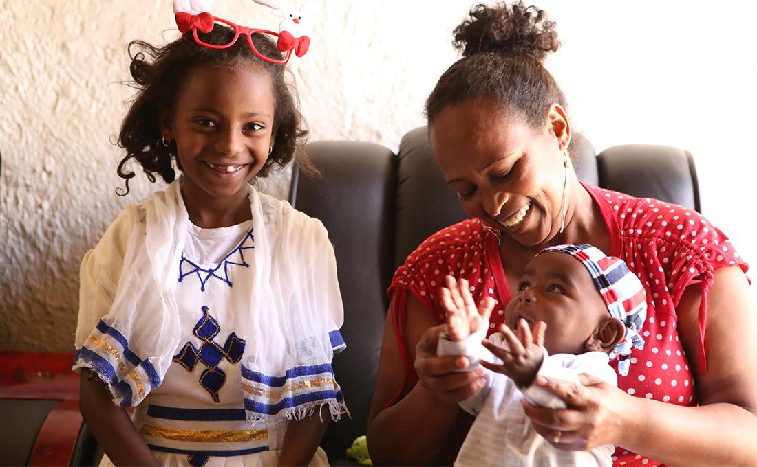 Children of House of Joy