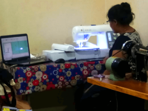 Former human trafficking victims help with Coronavirus Relief