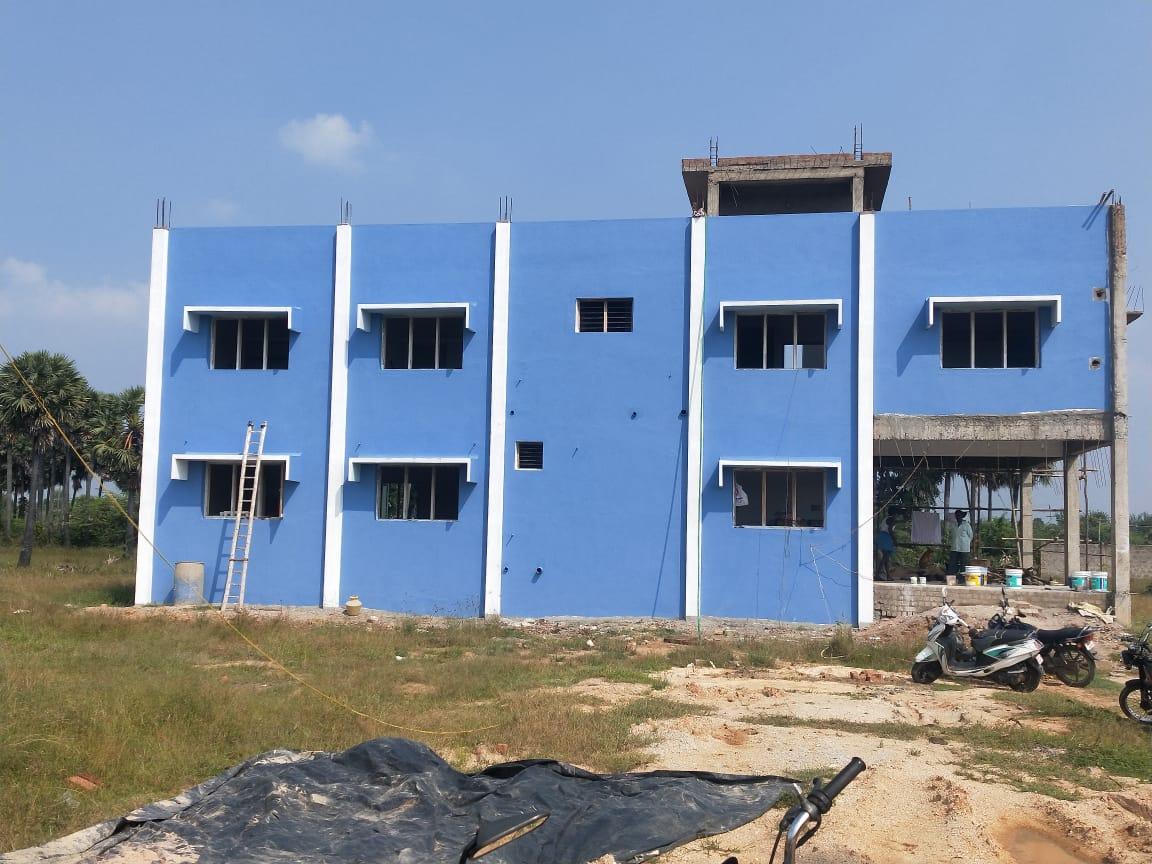 New Rescue Restore Home outside Chennai