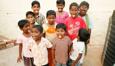 PACT AIDS home - Chennai