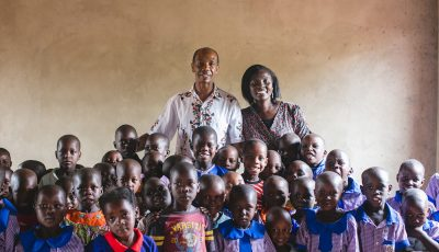 Uganda Foster Family Network - Sam and Irene Kisolo